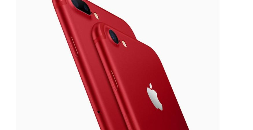 iphone 7 875x450 - Red iPhone 7, iPhone 7 Plus Available in India Starting This Friday?