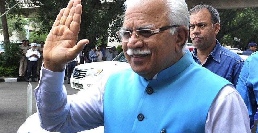 manoharlal getty 875 875x450 - Haryana CM to Interact With People on Twitter, Facebook