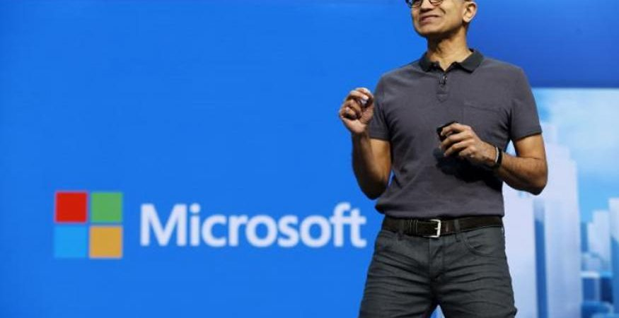microsoft windows10 300316 875x450 - Microsoft CEO Satya Nadella Banks on LinkedIn to Take on Salesforce