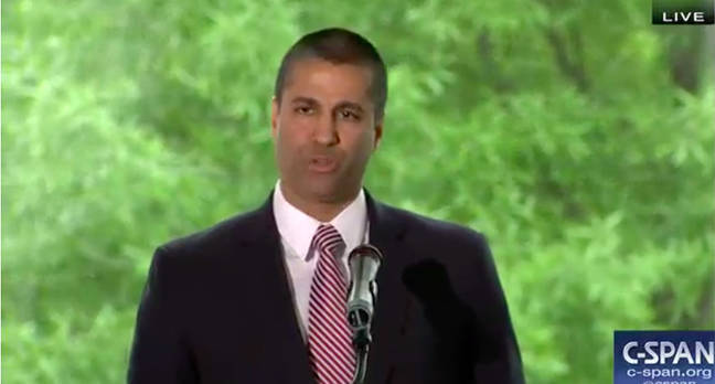 pai net neut speech - FCC's Pai: I am going to kill net neutrality in US