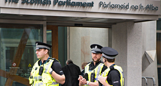 police scotland shutterstock.jpgx648y348crop1 - Police Scotland and Accenture were at odds over ill-fated IT project i6