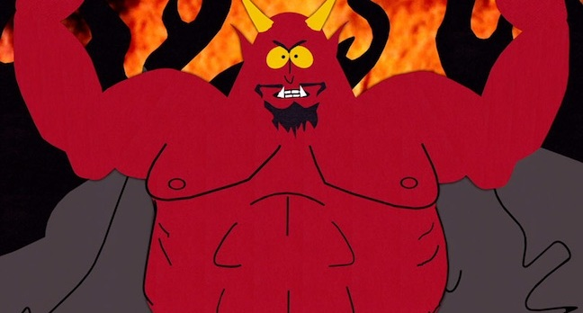 satan in hell - Uber sued by ex-Lyft driver tormented by app maker's 'Hell' spyware