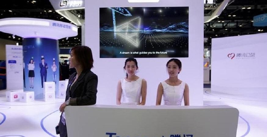 2017 05 02T061920Z 1 LYNXMPED410A1 RTROPTP 3 CHINA SCIENCE 875x450 - Tencent Opens Research Lab in Seattle to Push AI