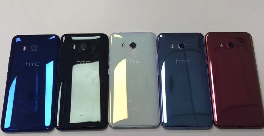 HTC U11 review 875x450 - HTC U11 First Impressions Review: Squeezes Itself in the Samsung Galaxy S8 Space