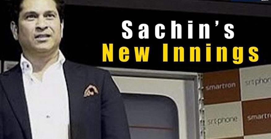 Sachin First Selfie Interview 875x450 - Sachin Tendulkar's First Ever Selfie Interview: Talks About Make In India Tech