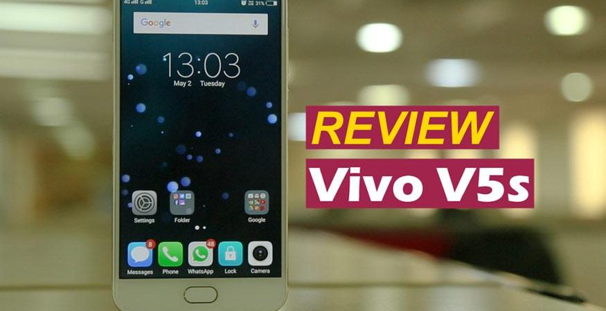VIVO V5S Smartphone 875x450 - Vivo V5s Review: Selfie Lovers Will Love This Rs 18,990 Smartphone