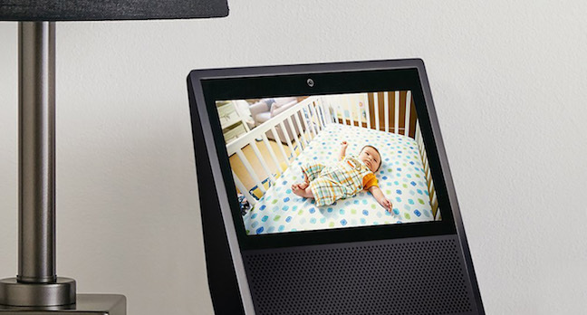 amazon echo show - Amazon announces new Echo just as Microsoft's first Cortana-powered clone breaks cover