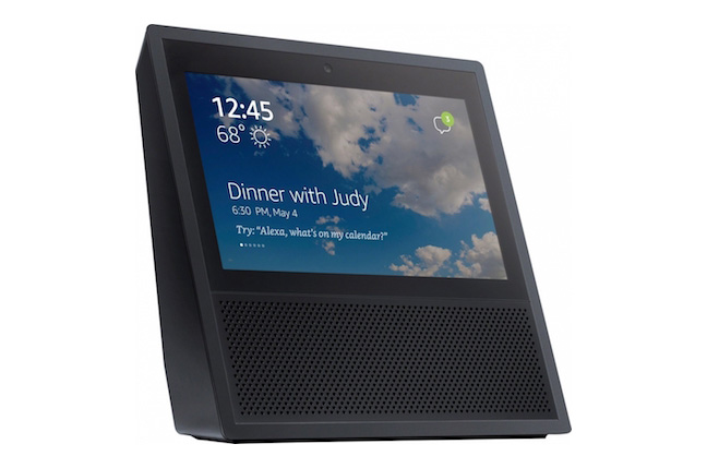 amazon echo show teaser w648px - Amazon announces new Echo just as Microsoft's first Cortana-powered clone breaks cover