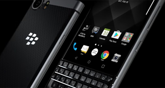 blackberry keyonew - Well, hot-diggity-damn, BlackBerry's KEYone is one hell of a comeback