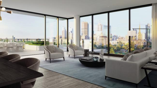 cd110f9b2c9f31ad00f2c04ccf731afc - Melbourne's penthouse market is high on the rich list