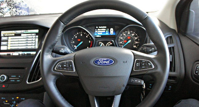 ford focus steering wheel - Ford to replace CEO with connected car division boss – reports