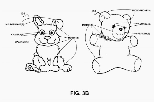 google creepy teddy patent - Google now mingles everything you've bought with everywhere you've been