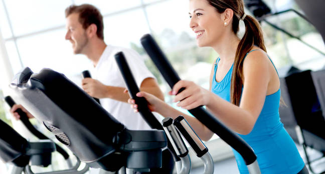 gym running - Don't rely on fitness trackers to track number of calories burned