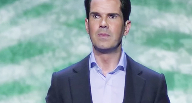 jimmy carr - 8 out of 10 cats fear statistics – AI doesn't have this problem