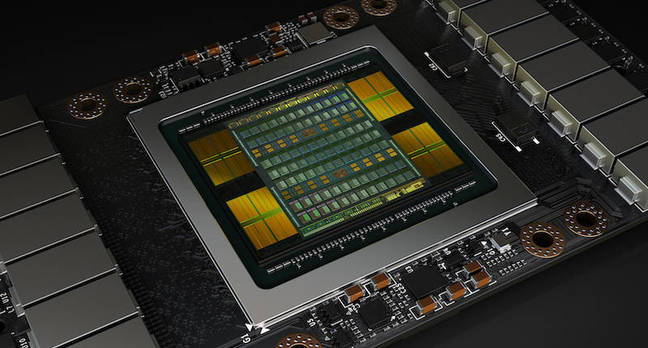nvidia telsa v100 - Your 90-second guide to new stuff Nvidia teased today: Volta V100 chips, a GPU cloud, and more