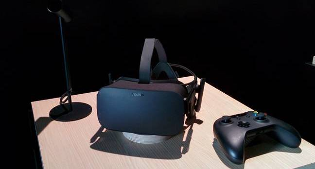 oculus rift package - Facebook loves virtual reality so much it just axed its VR film studio