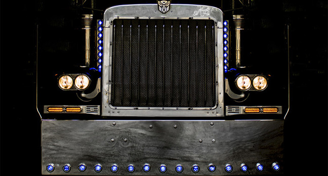 optimus primetractor teaser - Are you ready to transform?