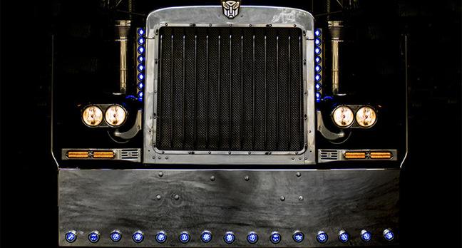 optimus primetractor teaser - Are you ready to transform?