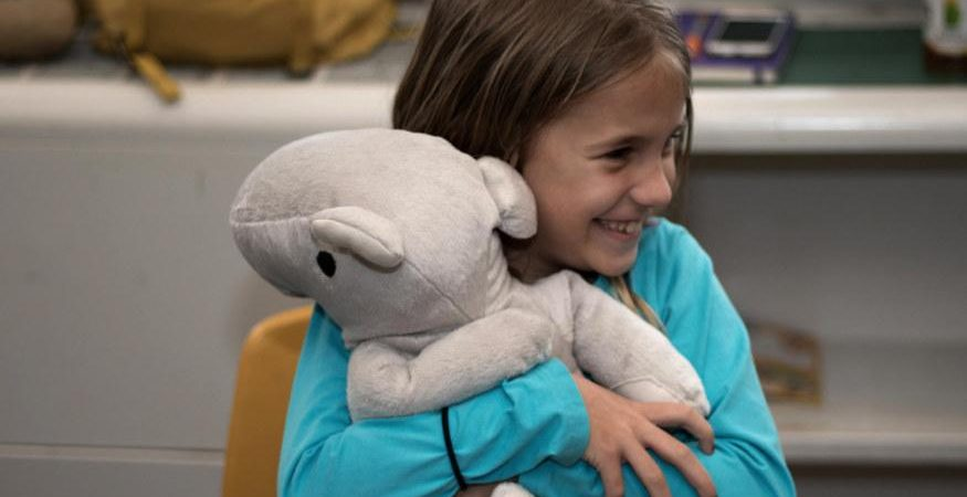 parihug 875x450 - Meet Parihug: This Wi-Fi Soft Toy Will Let You Hug Loved Ones Miles Away