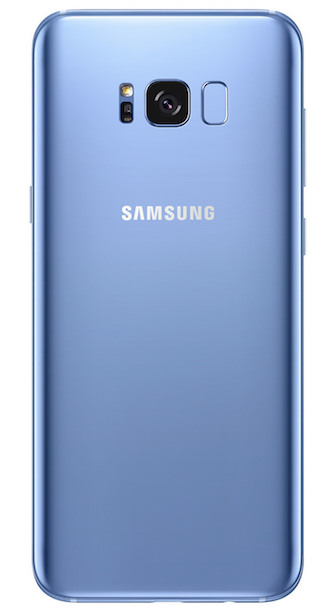 samsung s8 plus bluecoral back w320px - Samsung Galaxy S8+: Seriously. What were they thinking?