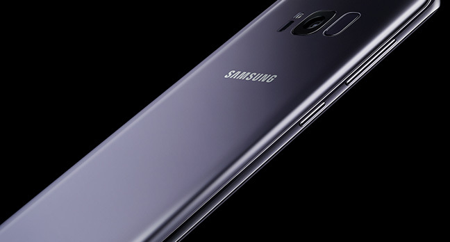 samsung s8 plus top teaser - Samsung Galaxy S8+: Seriously. What were they thinking?