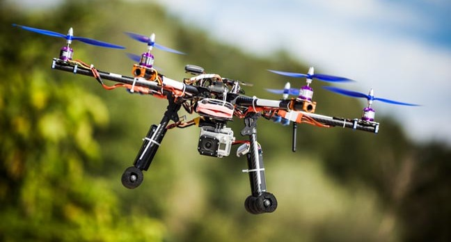 shutterstock drone - America's drone owner database grounded: FAA rules blown out of sky