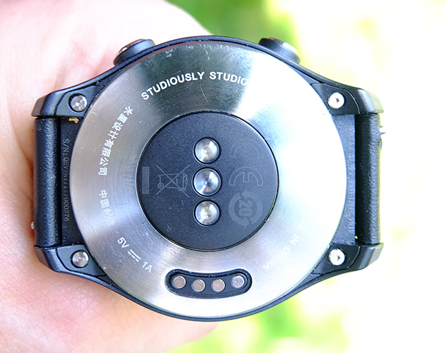 studiously - El Reg straps on the Huawei Watch 2