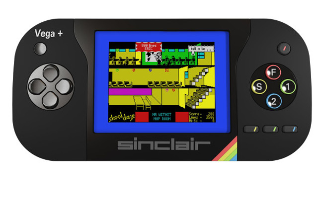 vega console teaser - ZX Spectrum reboot firm slapped with £52k court costs repayment order
