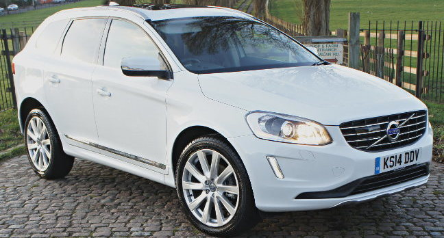 volvo xc60 side view - Volvo is letting Android 'take over underlying car software' – report