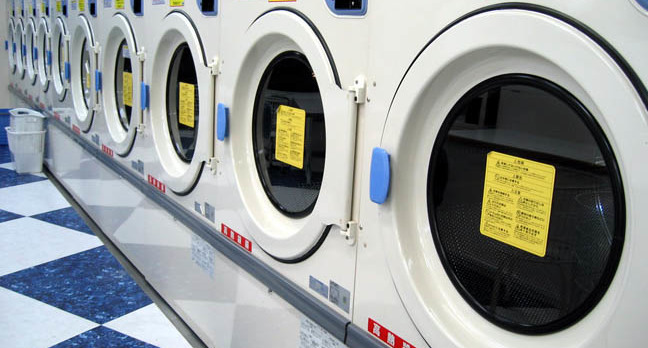 washingmachines photo via shutterstock - Washing machine AI? You'll thank AWS, Microsoft, Google (eventually)