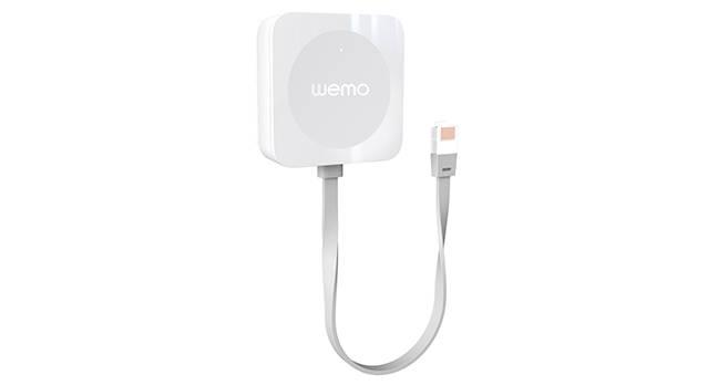 wemo bridge - Apple has finally found someone to support HomeKit