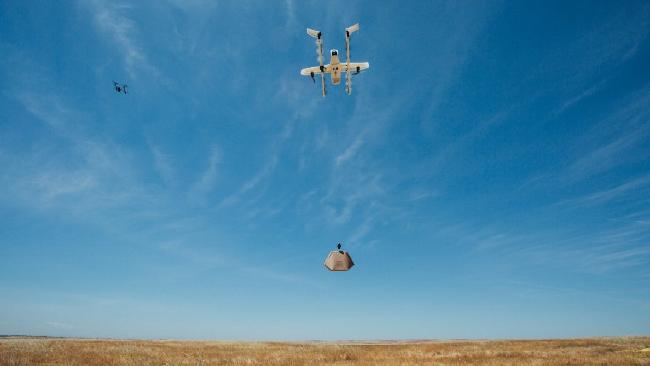 91ee9e9822e4f6df7149a2ec5425b905 - Google X tests mass drone delivery