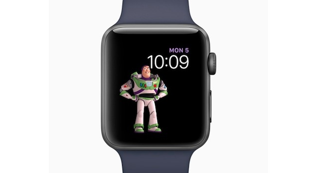 buzz lightyear apple watch - Apple gives world … umm … not much new actually