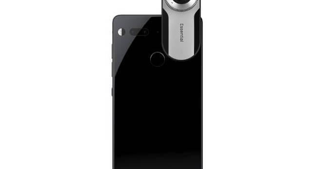 essentialphonetitle - Much-hyped Ara Blackphone LeEco Essential handset introduced