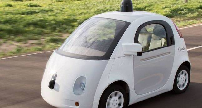 google car 983475 1 - Waymo waves off original Google Firefly driverless car