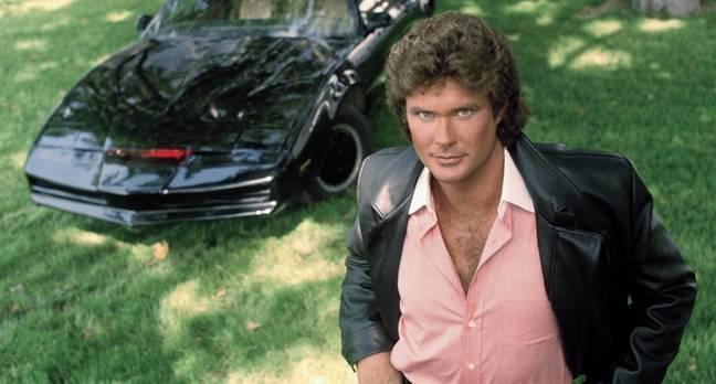 kitt knightrider - Human-free robo-cars on Washington streets after governor said the software is 'foolproof'