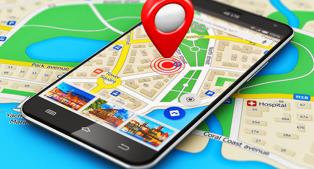 maps 98635967356 - Apple, LG, Huawei, ZTE, HTC accused of pilfering 'find my phone' tech