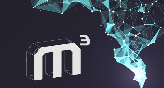 mcubed logo - Real brains discuss artificial brains in real-world London