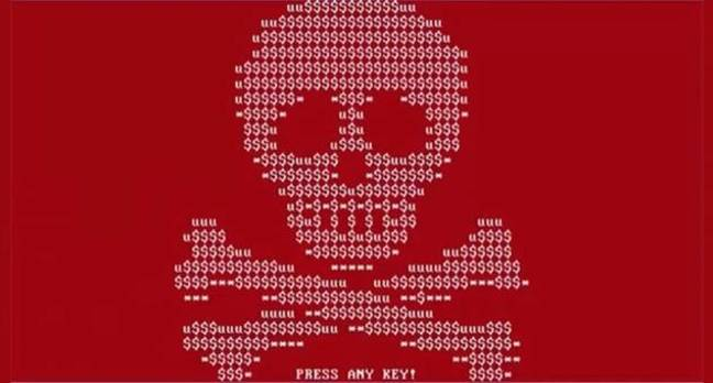 petya - Ransomware realities: In your normal life, strangers don't extort you. But here you are