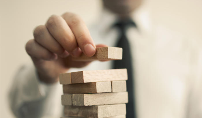 puzzle tower jenga growth achievement risk balance thinkstock 497573700 100724507 large 1 - Insights from the Gartner Security & Risk Summit