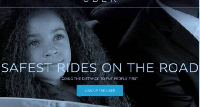 uber marketing safe rides - Uber bros pull out wallet, $32.5m later the 'Safe Rides' row is over