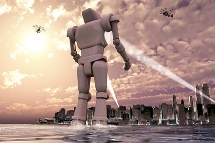 shutterstock robot city 2 - You better explain yourself, mister: DARPA's mission to make an accountable AI