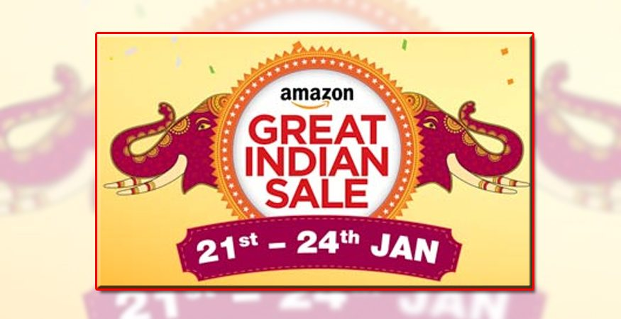 Amazon Great Indian Sale 875x450 - Amazon Great Indian Sale: Top Upcoming Deals on Smartphones, Electronics, Games And More