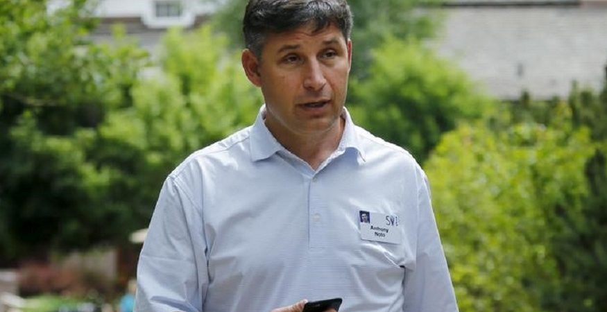 Anthony Noto Twitter COO 875x450 - Twitter Inc COO Offered CEO Role by SoFi