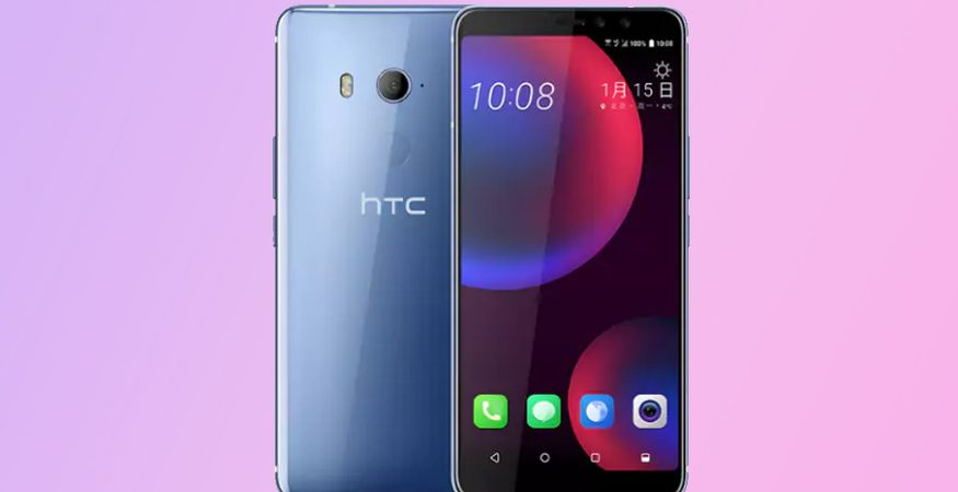 HTC U11 EYEs 875x450 - HTC U11 EYEs Launched With Dual Selfie Camera, 6-Inch Full HD+ Display