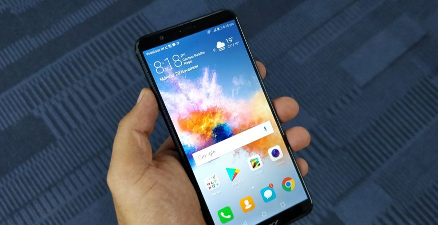 Honor 7X Display 875x450 - Honor 7X to Receive Face Unlock Feature, AR Lens in Upcoming Software Update