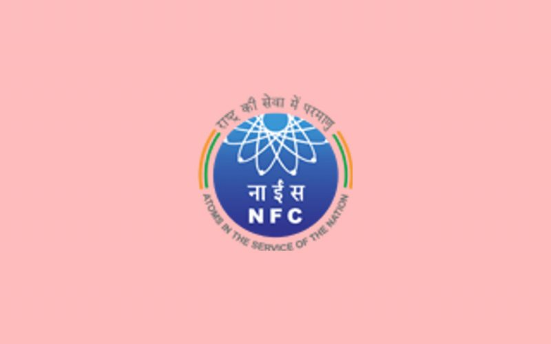 NFC 800x500 - Dinesh Srivastava New Chief Executive of Nuclear Fuel Complex