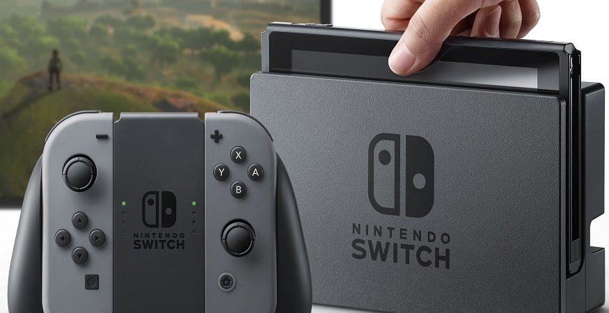 Nintendo switch 875x450 - Nintendo Reports Best Third-Quarter Profit in Eight Years, Thanks to Nintendo Switch