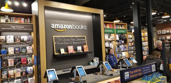 amazon books 100746808 large - Amazon hasn't cracked omnichannel retailing (yet)