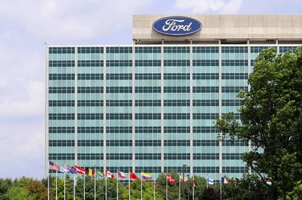 fordhq - Ford giving 'leccy car investment a jolt to the tune of $11 BEEELLION